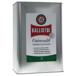 (22,09 EUR/l) BALLISTOL Universal Öl 10 l