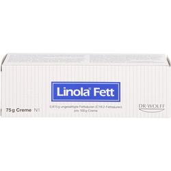 LINOLA fett Creme 75 g