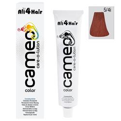 Cameo Color Haarfarbe 5/4i hellbraun intensiv rot-intensiv 60 ml