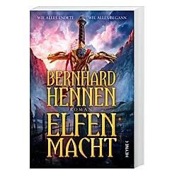 Elfenmacht / Die Elfen Bd.6. Bernhard Hennen  - Buch