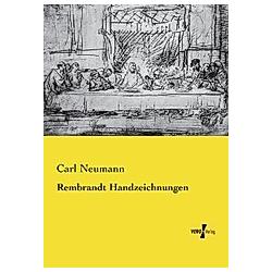 Rembrandt Handzeichnungen - Buch