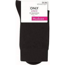 Hudson Only Socke 6er Pack | 35-38 (I) | Jeans mel. (HU-0667)