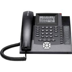 Auerswald COMfortel 600 Schnurgebundenes Telefon, analog Freisprechen, Headsetanschluss schwarz-wei