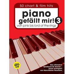 Piano gefällt mir! m. MP3-CD. Bd.3