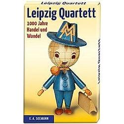 Leipzig-Quartett (Kartenspiel)
