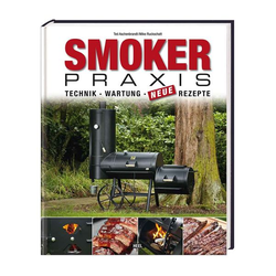 "Heel Grillbuch ""Smoker Praxis"" Mehrfarbig"