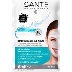 SANTE Gesichtsmaske Hyaluron Anti-Age Maske