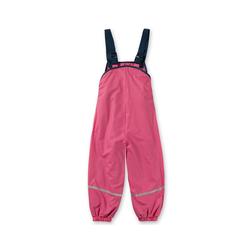 Playshoes Regenhose PLAYSHOES Kinder Regenhose mit Fleecefutter rosa