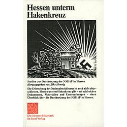 Hessen unterm Hakenkreuz - Buch
