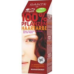 SANTE Haarfarbe Pflanzenhaarfarbe mahagonirot