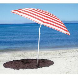Pinolino Sonnenschirm Sunny rot Kinder Sonnenschirme -segel Gartenmöbel Gartendeko