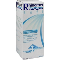 RHINOMER 1 soft Lösung 115 ml