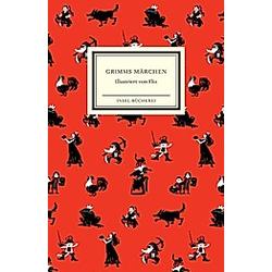 Grimms Märchen. Wilhelm Grimm  Jacob Grimm  - Buch