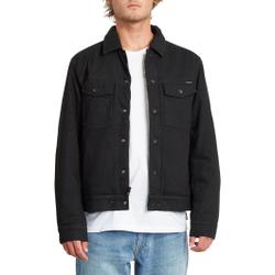 Volcom - Lynstone Jacket Black - Jacken - Größe: S