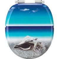 Cornat WC-Sitz Snail, Mit Absenkautomatik