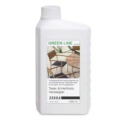 Zebra greenline Versiegler für recyceltes Teakholz, 1000 ml