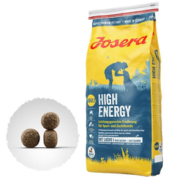 Josera High Energy - energiereiches Hundefutter für aktive Hunde
