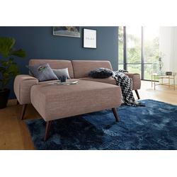 exxpo - sofa fashion Recamiere rot