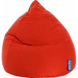 Magma Heimtex Sitzsack EASY XL rot