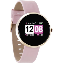X-WATCH Siona Color Fit Smartwatch 41mm Rosa