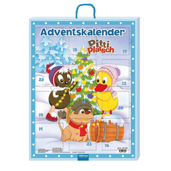 Adventskalender Pittiplatsch