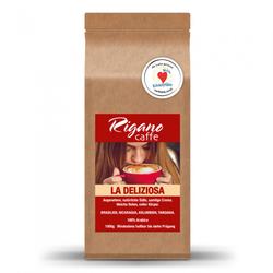 """Kaffeebohnen Rigano Caffe """"La Deliziosa"""", 1 kg"""