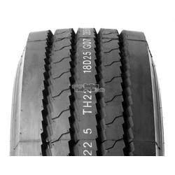LLKW / LKW / C-Decke Reifen HANKOOK TH22 385/65 R225 160J 18P AUFLIEGER (158L)