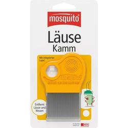 mosquito Nissenkamm Metall mit Lupe