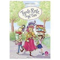 Tante Rotz legt los / Tante Rotz Bd.1. Andrea Schütze  - Buch