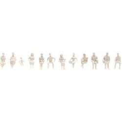 NOCH 44985 TT Unbemalte Figuren
