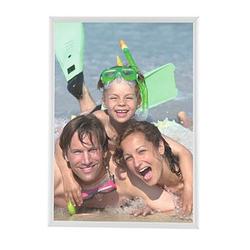 PAPERFLOW Bilderrahmen silber 21,7 x 30,4 cm