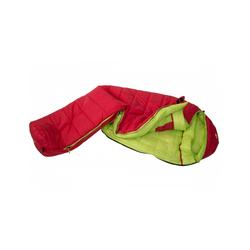 Carinthia Schlafsack G250 Large Right Schlafsackzipper - Rechts, Komforttemperatur - -5 bis -1 °C, Schlafsacklänge - 221 bis 230 cm, Schlafsackfarbe - Rot,