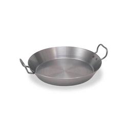 Helmensdorfer Bratpfanne Paella-Pfanne zwei Griffe 24 cm