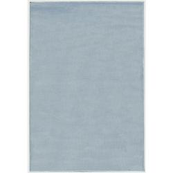 LIVONE Spiel- und Kinderteppich Happy Rugs Uni blau, 160 x 230 cm