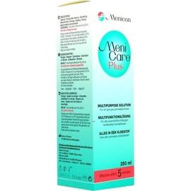 Menicon MeniCare Plus Kombi-Lösung 250 ml