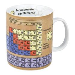 Könitz Becher Wissensbecher Chemie 460 ml