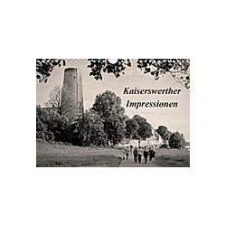 Kaiserswerther Impressionen (Wandkalender 2020 DIN A4 quer)