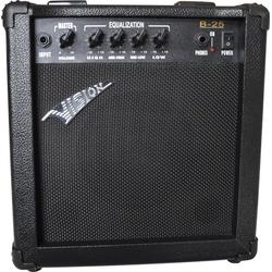 MSA - B 25 Verstärker (für E-Bass)