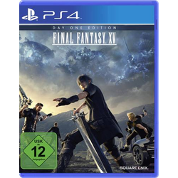 Final Fantasy XV PS4 USK: 12
