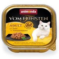 Animonda Vom Feinsten Pute in Tomatensauce 32 x 100 g