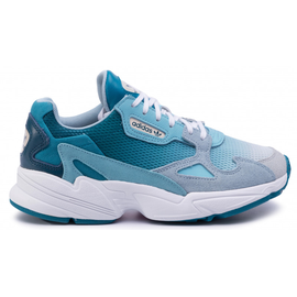 adidas Falcon aqua blue/ white, 38.5