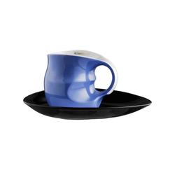 Colani Tasse Luigi Colani Kaffee-/ Cappuccinotasse blau