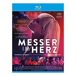Messer im Herz, 1 Blu-ray (OmU)