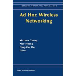 Ad Hoc Wireless Networking als Buch von