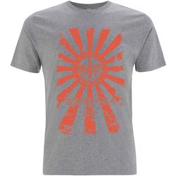 Oily Rag Clothing Japan, T-Shirt - Grau - L