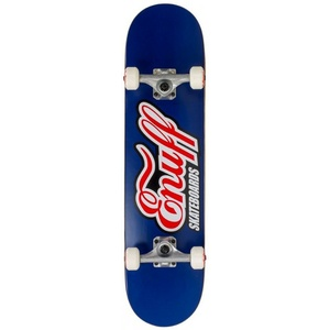ENUFF CLASSIC LOGO Skateboard 2021 blue
