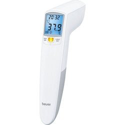 BEURER Infrarot-Fieberthermometer FT 100, kontaktloses Stirnthermometer