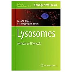 Lysosomes - Buch