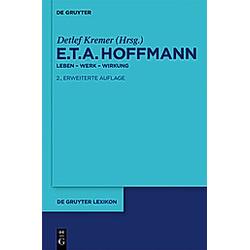 E. T. A. Hoffmann - Buch