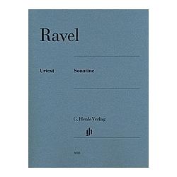 Sonatine  Klavier. Maurice - Klaviersonatine Ravel  - Buch
